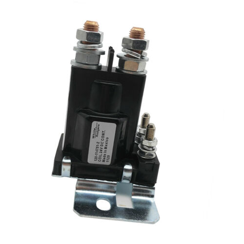 High Current Starter Relay 500A AMP Normal Open Contactor DC 24V 4 Pin