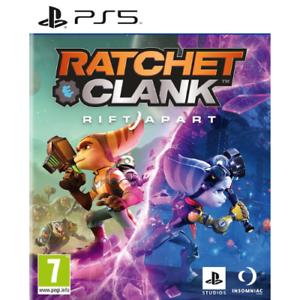 RATCHET & CLANK RIFT APART PS5 IT