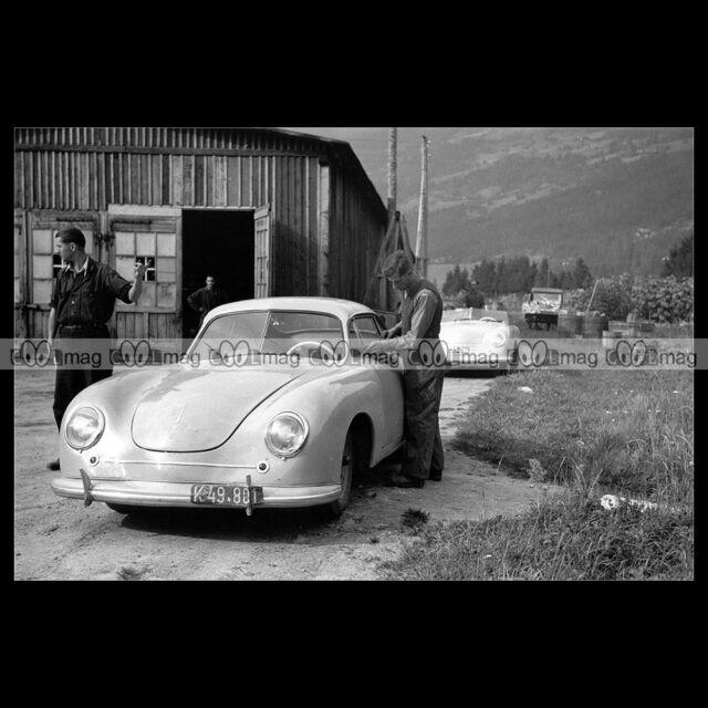 #pha.019780 Photo PORSCHE 356 (GMÜND) Car Auto