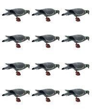12 x PICCIONE Riflettore INTERO CORPOSO FISSAGGIO & gambe HD multi posizione