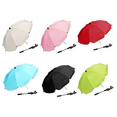 Baby Parasol Umbrella Compatible with Hybird Canopy Protect Sun /& Rain