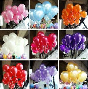 100Pcs-Colorful-Pearl-Latex-Balloon-Celebration-Party-Wedding-Birthday-10-inch