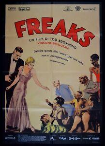 Manifesto-Freaks-Tod-Browning-Thriller-Schlitzie-Baklanova-Eck-Goldbeck-M166