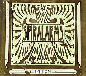 Spiralarms-Freedom-2013-CD-NEW-SEALED-SPEEDYPOST