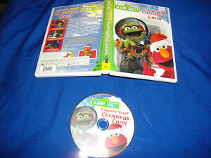 A Sesame Street Christmas Carol.Details About Sesame Street A Sesame Street Christmas Carol Dvd 2006