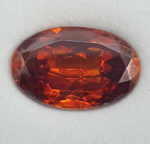 Echter-Sphalerit-Zinkblende-Las-Manforas-11-84-Carat-ca-17-5-x-11-5-mm