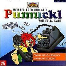 PUMUCKL - 25:PUMUCKL UND DIE SILBERBLUMEN/PUMUCKL UND DAS TELEFON  CD NEU