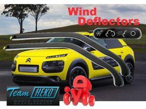 Citroen-C4-CACTUS-2014-5-doors-Wind-deflectors-2-pc-HEKO-12263-FRONT-DOORS