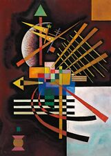Fall river by Wassily Kandinsky Van-Go Paint-By-Number Kit