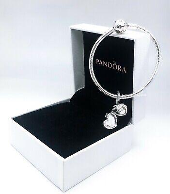 New Authentic Pandora 925 Ss Home Sweet Heart Dangle Charm Pendant 798284cz Ebay