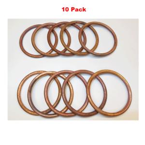 K/&L Exhaust Gasket Head Pipe Seal Honda 16-5977 10 pack