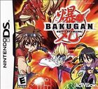 Bakugan Battle Brawlers (Nintendo DS, 2009)