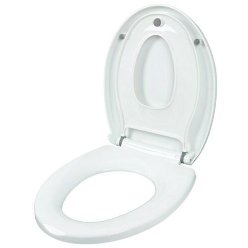 Double Layer Adult Toilet Seat Child Potty Training Cover Prevent Falling D602