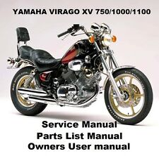 Suzuki katana 750 1100 owners workshop service repair parts manual item 4 yamaha virago xv 750 1100 owners workshop service repair parts manual pdf cd r yamaha virago xv 750 1100 owners workshop service repair parts fandeluxe Gallery