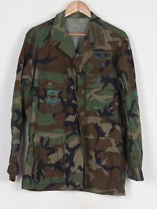 Army-Shirt-Jacket-Medium-Reg-Camouflage-Camo-Military-38-034-40-034-42-034-DAC