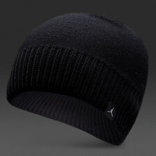 Nike Air Jordan Jumpman Knit Beanie Hat Men's (801769-010) Black NEW