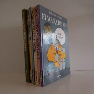 Philippe-GELUCK-Casterman-8-bandes-dessinees-1986-2003