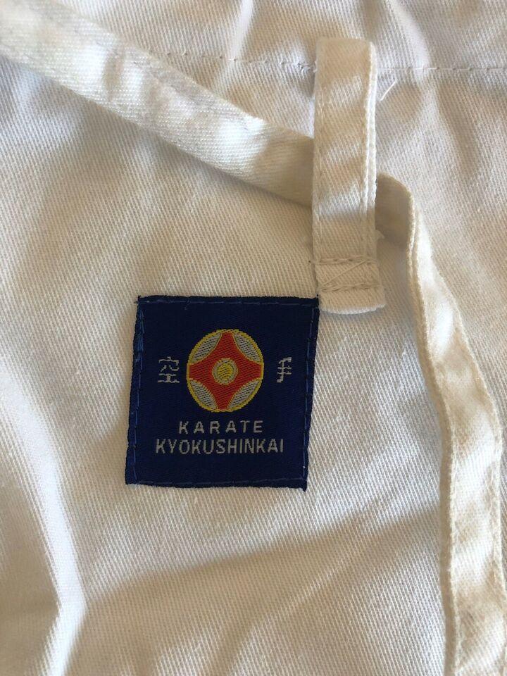 Karateudstyr, Gi, Ataka
