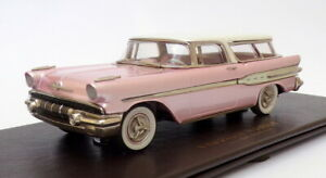 Brooklin-modelos-escala-1-43-BRK227P-1957-Pontiac-Safari-2Dr-Station-Wagon
