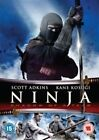Ninja Shadow of a Tear DVD 2014 Region 2