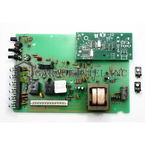 Genie 35616rs Control Board For Garage Door Opener Aladdin 1020l