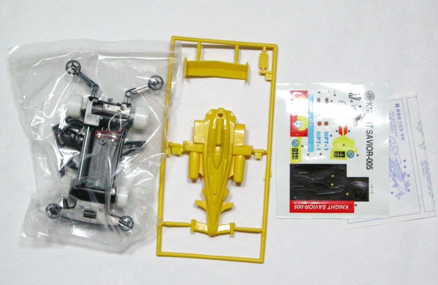 Future GPX Cyber Formula   KNIGHT KNIGHT KNIGHT SAVIOR 4WD 1 32 Assembled Car Rare(Korea Ver.) 9feaae