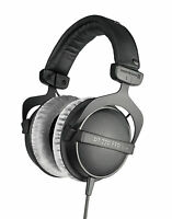 Beyerdynamic Dt 770 Dt-770 Pro 80 Ohm Stereo Headphones Closed Warranty