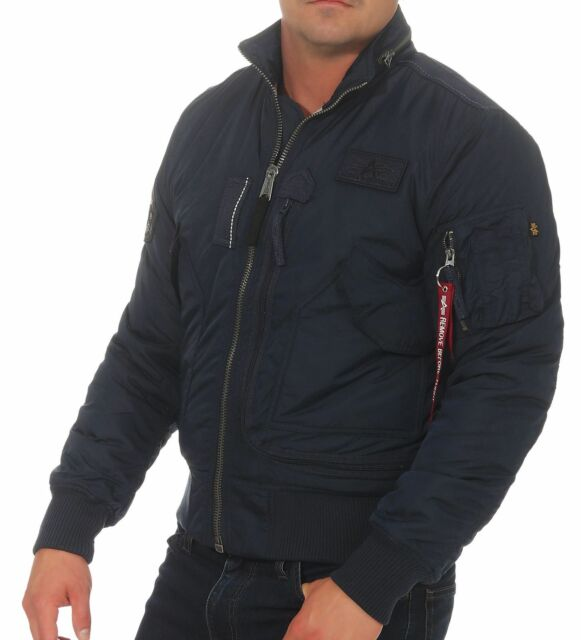 Alpha Industries Jacke Industries Alpha L Herren L Herren Herren Jacke Industries Alpha MGpLUSzqV
