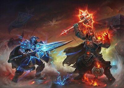 World Of Warcraft Poster SKU 26752