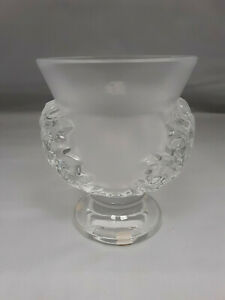 Lalique-Crystal-Decorative-Bowl-Signed