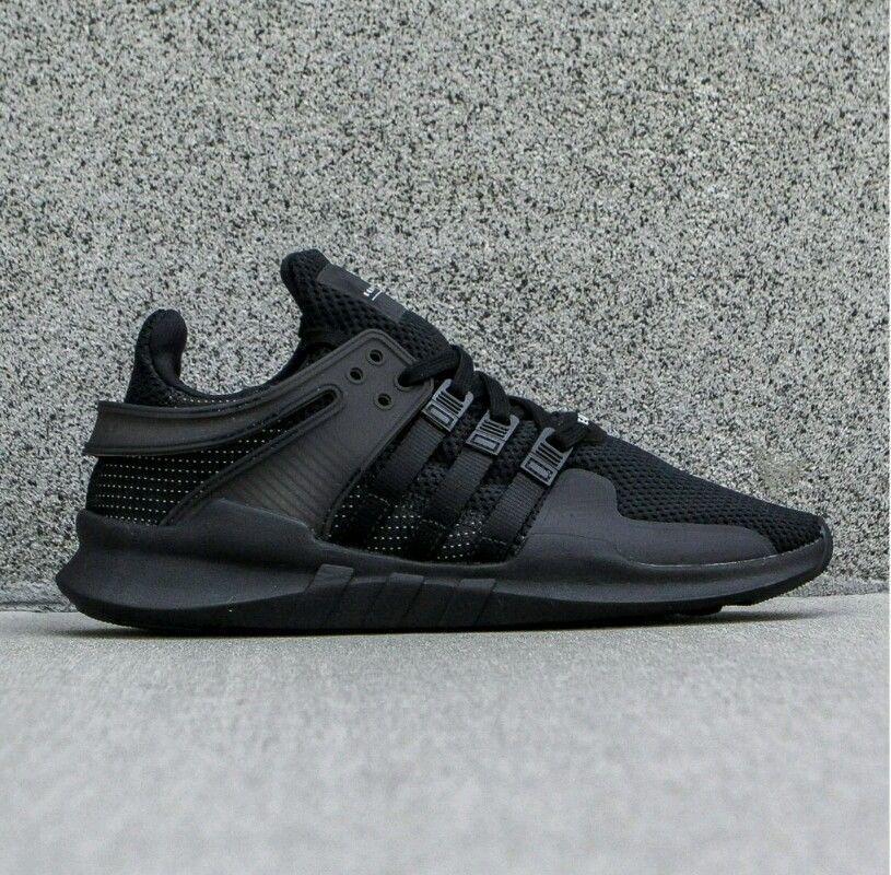 adidas men EQT support ADV Size 10.5 Black