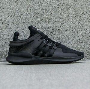 Details about adidas men EQT support ADV Size 10.5 Black