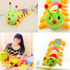 New Adorable Popular Child Baby Colorful Inchworm Soft Developmental Doll Toy EY
