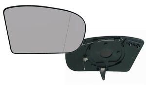 MIROIR-GLACE-RETROVISEUR-MERCEDES-CLASSE-C-W203-230-280-350-320-DEGIVRANT-DROIT