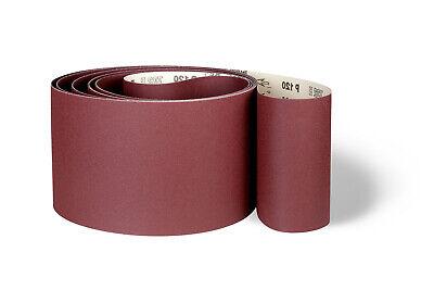 10x STARCKE Schleifband Schleifbänder Schleifpapier 732E 200x1600 mm Korn 120
