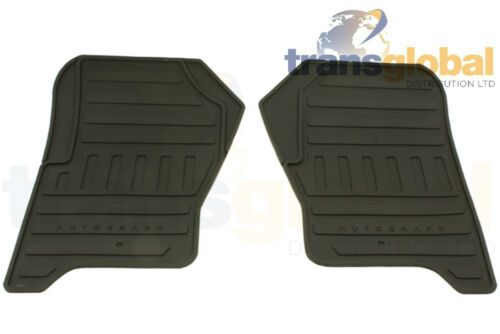 Bearmach Land Rover Discovery 3 /& 4 04-15 Front Rubber Floor Mats