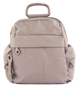 MANDARINA-DUCK-Mochila-MD20-Backpack-S-Taupe