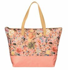 Oilily Ajisai Blossom Daily Shopper Schultertasche Tasche Shell Pink