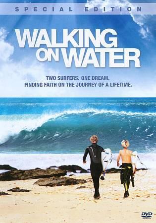 Walking on Water-Sony DVD Special Edition-Region 1-Luke Davi