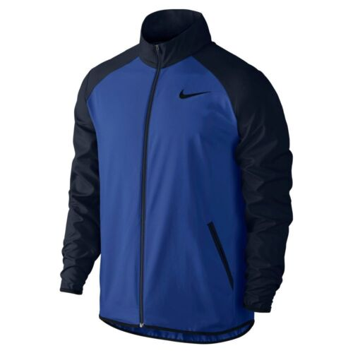 Nike Men/'s Dry Team Training Jacket Game Royal//Black 800199-480 SZ L XL XXL