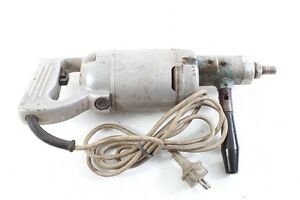 Old-GDR-Electric-Drilling-Machine-SBB-13-Fully-Functional