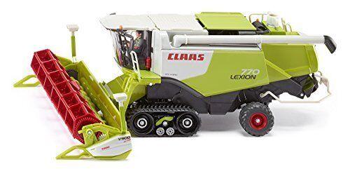 la mejor oferta de tienda online 1 32 Claas Lexion Lexion Lexion en pistas-DIE-CAST vehículo-Siku 4258  punto de venta de la marca