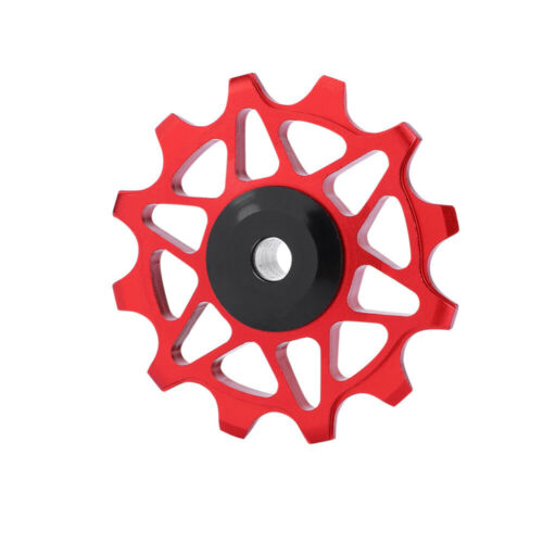12T MTB Bike Rear Derailleur Jockey Wheels Derailleur Pulley Ceramic Bearing new