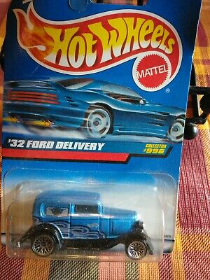 Hot Wheels 1998 #996 32 Ford Delivery
