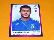 96 KONE HELLAS GRECE FOOTBALL PANINI UEFA EURO 2012