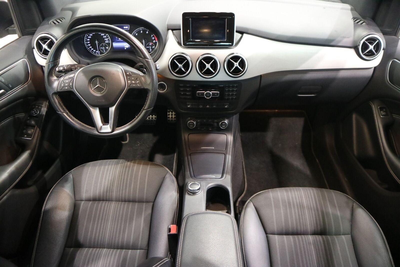 Mercedes B180 1,6 aut. - billede 10