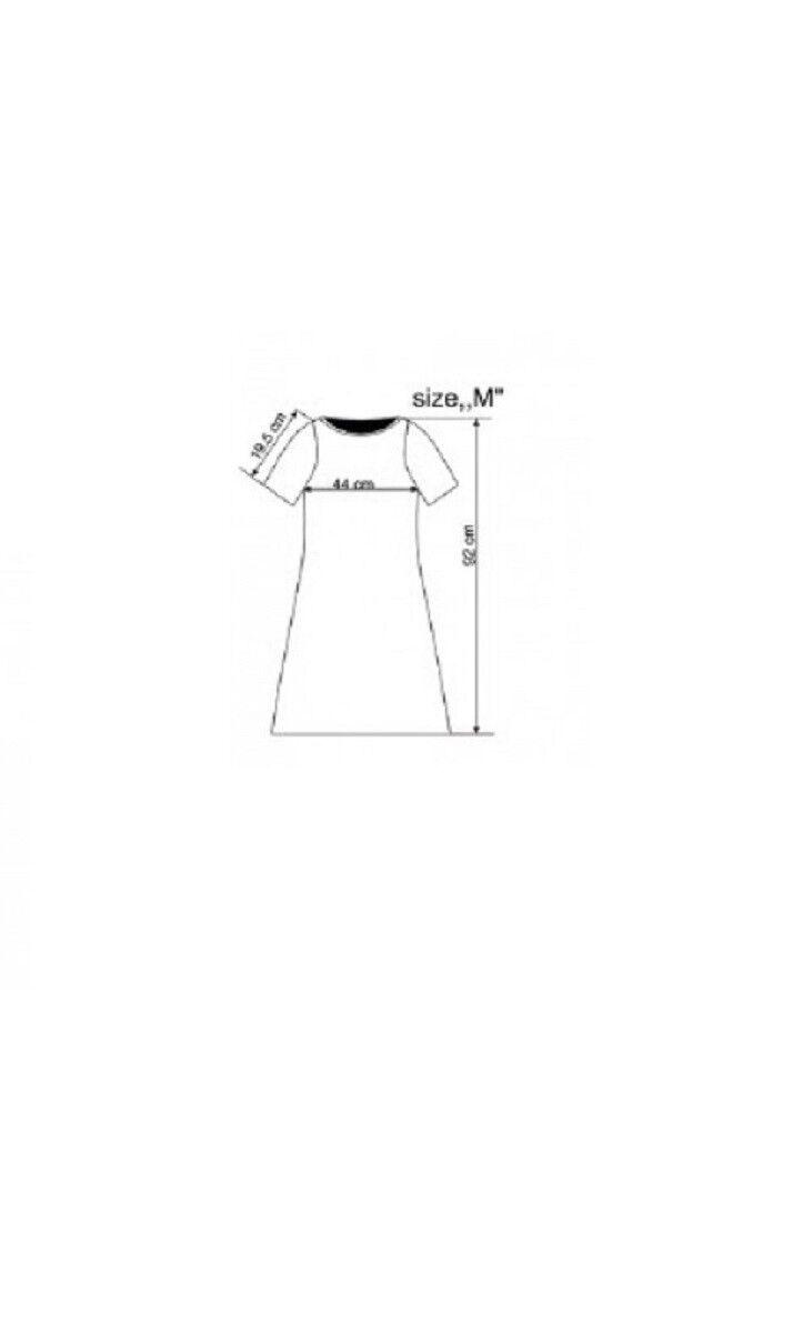 Ivko Vestito Vestito Vestito DIPINTO A MANI Handprinted beihe bianco sporco 51623 BATIK Vestito 7cc587