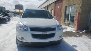 2011 Chevrolet Traverse Fully Loaded LTZ AWD with Remote Start