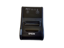 Epson Tm P60ii Wireless Thermal Receipt Printer M292b With Belt Clip Tested