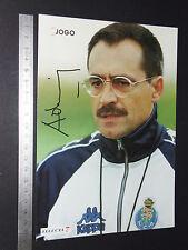 CRAQUES D'O JOGO PORTUGAL 1996-1997 FOOTBALL FUTEBOL ANTONIO OLIVEIRA FC PORTO